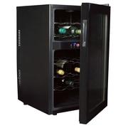 Koolatron 24 Bottle Dual Zone Freestanding Wine Refrigerator