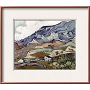 Wildon Home   'Van Gogh: Landscape, 1890' by Vincent van Gogh Framed Painting Print