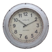 Creative Co-Op Waterside 22.75'' Wall Clock