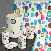 Popular Bath Products 18 Piece Bubble Gum Complete Bath Set