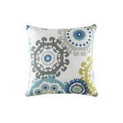Madison Park Laguna Printed Medallion Outdoor Pillow; 20'' H x 20'' W x 5'' D