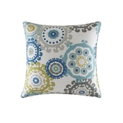 Madison Park Laguna Printed Medallion Outdoor Pillow; 26'' H x 26'' W x 5'' D