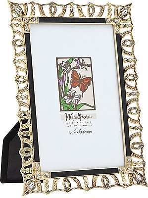 Philip Whitney Mariposa Scalop Picture Frame WYF078277889998