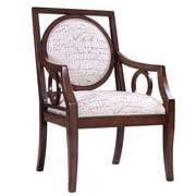 Madison Park Madison Liaison Linen Arm Chair