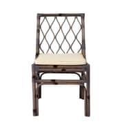 Jeffan Brighton Side Chair; Grey