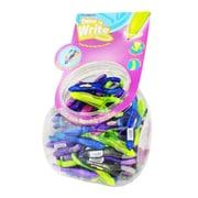 Baumgartens Twist 'n Write PenAgain Pencils, 2mm, Tub of 48 (BAUM00079)