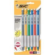 BIC® Matic Grip® Mechanical Pencils, .9mm, 6 packs of 5 (BICMPWGP61)