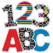 Carson-Dellosa Colorful Chalkboard EZ Letters, 76 Pieces (CD-130059)