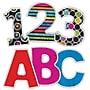 Carson-Dellosa Colorful Chalkboard EZ Letters, 152 Pieces