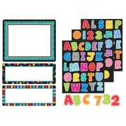 Colorful Chalkboard Variety Sticker Pack, Pack of 197 (CD-168180)