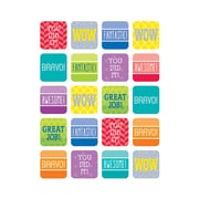 Painted Palette Positive Reward Stickers, Pack of 100 (CTP2101)