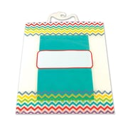 Chevron Storage Bag, multicolor, Pack of 6 (CTP2996)