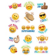 Emoji Rewards Stickers, Pack of 75 (CTP4143)