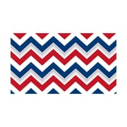 Edupress Patriotic Chevron Spotlight Border (39 x 3)