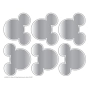 Mickey Mouse® Head Shape Scratch-Off Stickers, Pack of 180 (EU-627005)