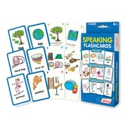 Speaking Flash Cards for grades K-2, 1 pack of 162 cards (JRL208)