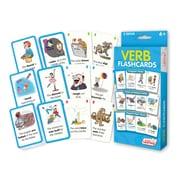 Verb Flash Cards for grades 2-6, 1 pack of 162 cards (JRL209)