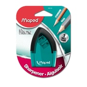 Maped Tonic 2 Hole Sharpener, Manual, Assorted Colors, 12 pack (MAP069149)