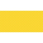 """Pacon Fadeless® Design Roll, 48"""" x 50', Classic Dots, Yellow (PAC57415)"""