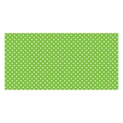 """Pacon Fadeless® Design Roll, 48"""" x 50', Classic Dots, Lime (PAC57435)"""