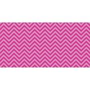 "Pacon Fadeless® Design Roll, 48"" x 50', Pink Chevron (PAC57705)"