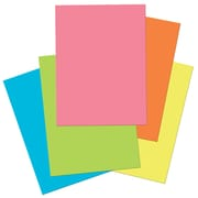 "Pacon Corporation Tru-Ray® Fade-Resistant Construction Paper, 9"" x 12"", Hot Assorted Colors (PAC6596)"