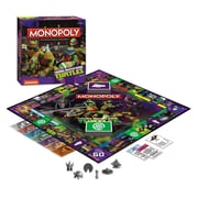 MONOPOLY®: Teenage Mutant Ninja Turtles Edition (USAMN096345)
