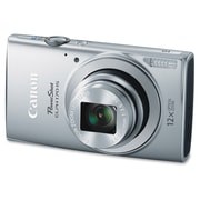 Canon PowerShot ELPH 170 IS 20 MP Compact Digital Camera, 12x Optical Zoom, 4.5(W) - 54.0(T) mm, Silver