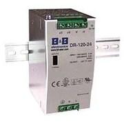 B+B MeanWell Power Supply, 120 W (DR-120-24)