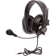 Califone Deluxe Stereo Headset W/To Go Plug Via Ergoguys