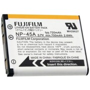 Fujifilm Lithium Ion Rechargeable Battery, 700 mAh, for FinePix Digital Cameras (NP-45A)