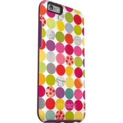 OtterBox® Symmetry Series Graphics Case for Apple iPhone 6 Plus/6s Plus, Gumballs by Fiona Howard (77-52386)