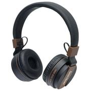 Gear Head BT8875M Dynamic Bass Wireless Over-the-Head Headphone, Black