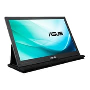 "ASUS® 15.6"" Portable IPS USB-Powered Monitor, Silver/Black"