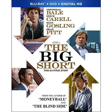 The Big Short (Blu-ray/DVD)