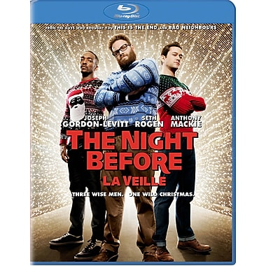 The Night Before (Blu-ray)