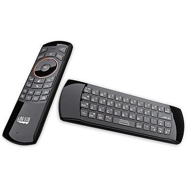 Adesso WKB-4030UB 2.4Ghz Wireless IR Remote/Keyboard