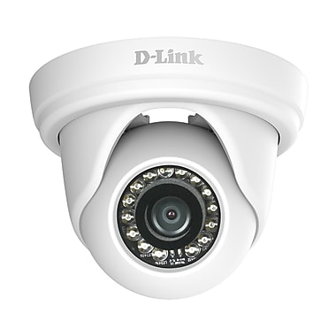 D-Link DCS-4802E Vigilance 2MP Full HD Outdoor Mini Dome Network Camera