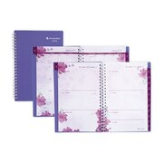 AT-A-GLANCE® Wirebound 2016 Beautiful Day Weekly/Monthly Planner, Medium, Lavender (938-200_16)