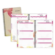 AT-A-GLANCE® Wirebound 2016 Watercolors Recycled Weekly/Monthly Planner (791-200G_16)