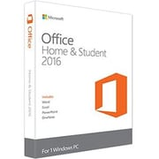 Microsoft™ Office Home & Student 2016 Software, Mac (GZA-00672)