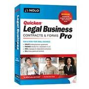 Nolo Quicken Legal Business Pro 2016 Software, Windows (8129845)