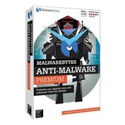 MalwareBytes Anti-Malware Premium Software, Windows (8121578)