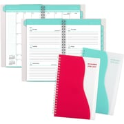 """2016-2017 AT-A-GLANCE® 8"""" x 4 7/8"""" Medium Planner, Assorted (806-200A-17)"""