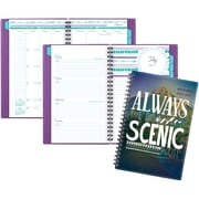 """2016-2017 AT-A-GLANCE® 8"""" x 4 7/8"""" Planner, Assorted (183-200A-17)"""