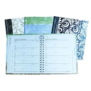 """Mead 6 1/4"""" x 5 1/2"""" Compact Telephone/Address Book, Assorted (TL771-10)"""