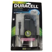 Duracell Wall Charger for Android Versions, Black (PRO151)