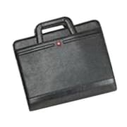Wenger® Premier Black Leather Pro-Folio (WA-5547-02F00)