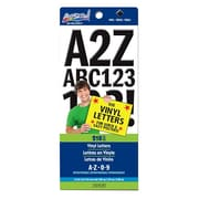 ArtSkills® Vinyl Letters and Numbers, Black, 210/Pack (PA-1210)