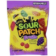 Sour Patch Kids Soft and Chewy Candy, Fruits, 10 oz. (SPFSUB12)